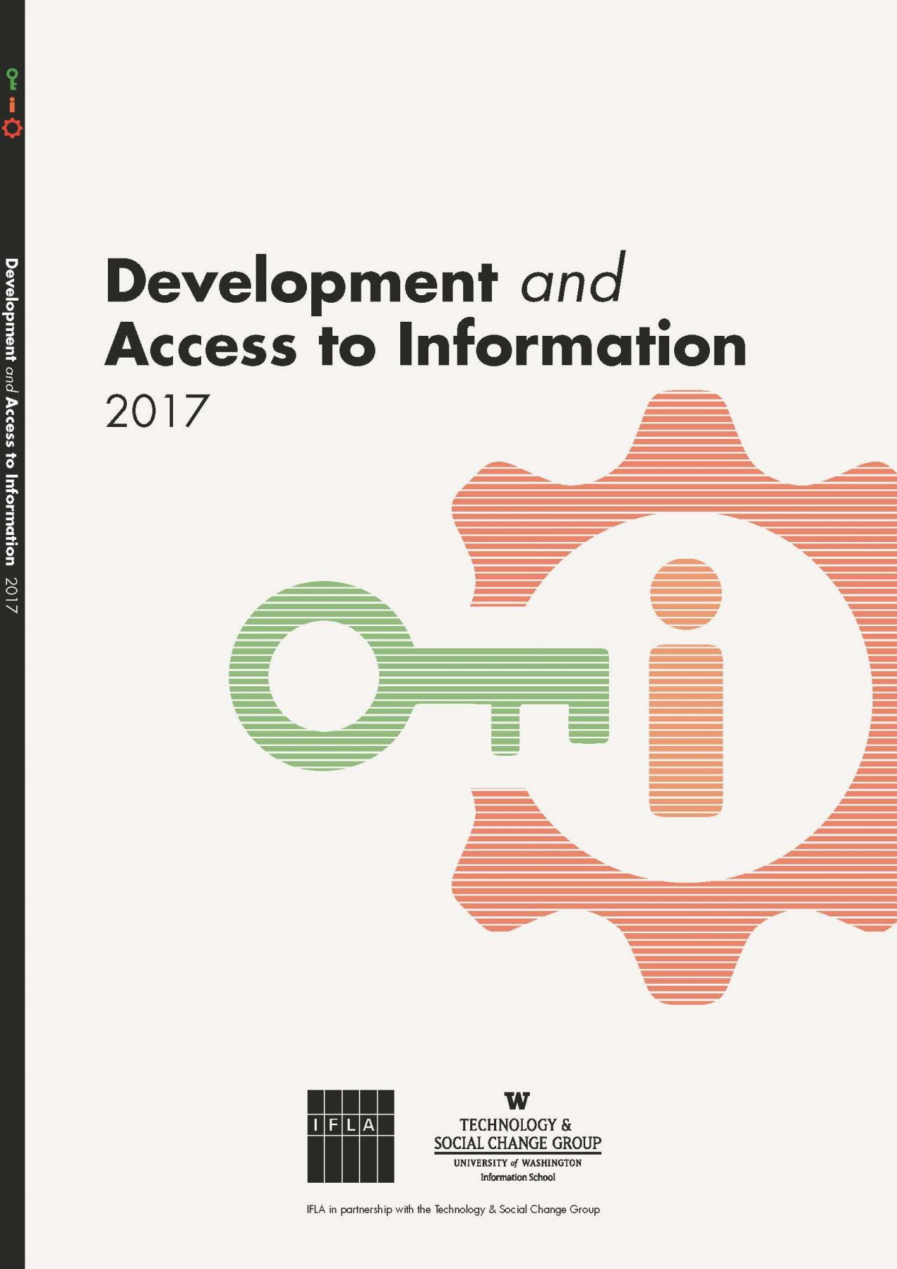 Development and Access to Information (DA2I) Report