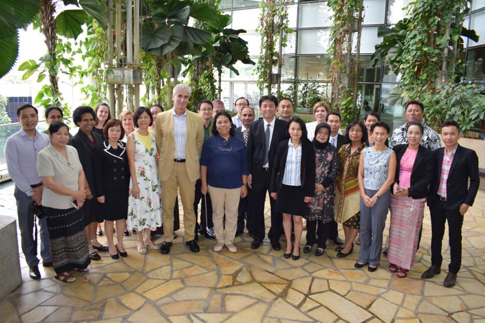 Asia Oceania Regional Workshop, Singapore, 31 October - 1 November