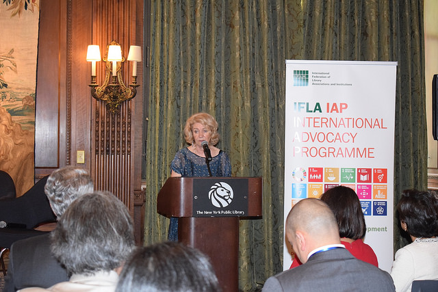 Alison Smale, United Nations Under-Secretary General for Public Information