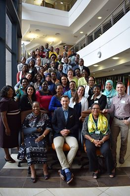 African Regional Workshop, Pretoria, South Africa, 23-24 November