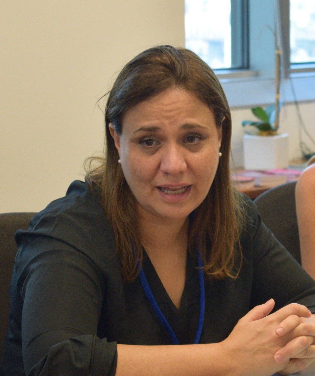 Gabriela Agosto, Executive Secretary, National Coordinating Council for Social Policies, Argentina