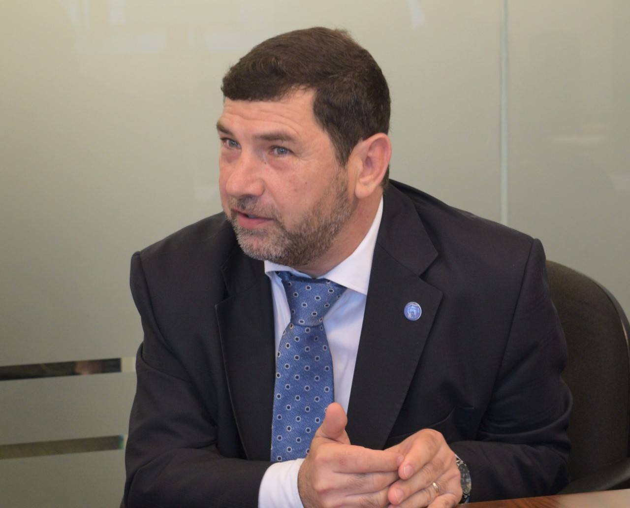 Alejandro Santa, General Coordinating Director, Library of the Congress of the Argentine Nation