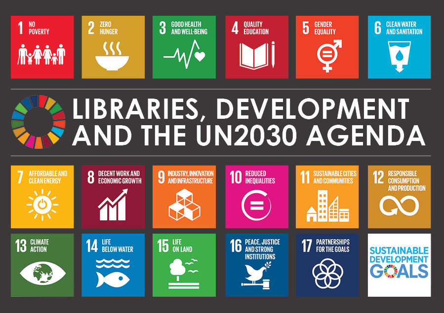 Libraries, Development and the UN2030 Agenda