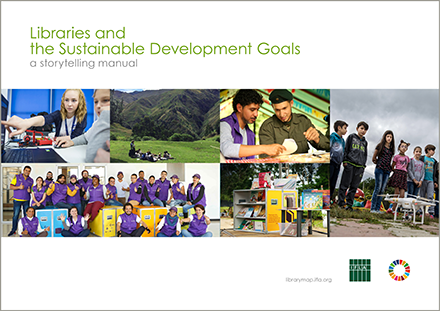 Libraries and the Sustainable Development Goals: A Storytelling Manua