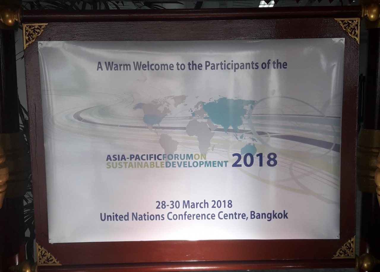 Welcome to Asia Pacific Forum on Sustainable Development