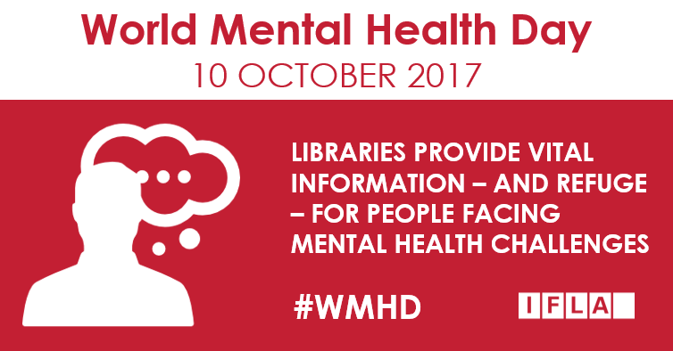 LIbraries provide vital information - and refuge - for people facing mental health challenges