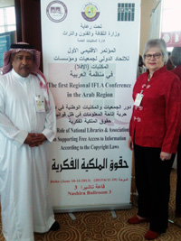 First Regional IFLA Conference in the Arab Region