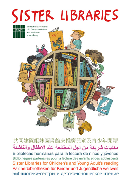 IFLA Sister Libraries for Childrens and Young Adults