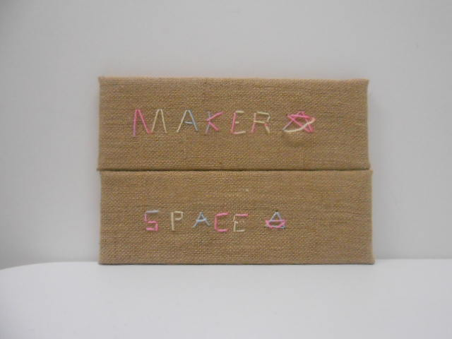 MakerSpace; Photo by Kristy Moody