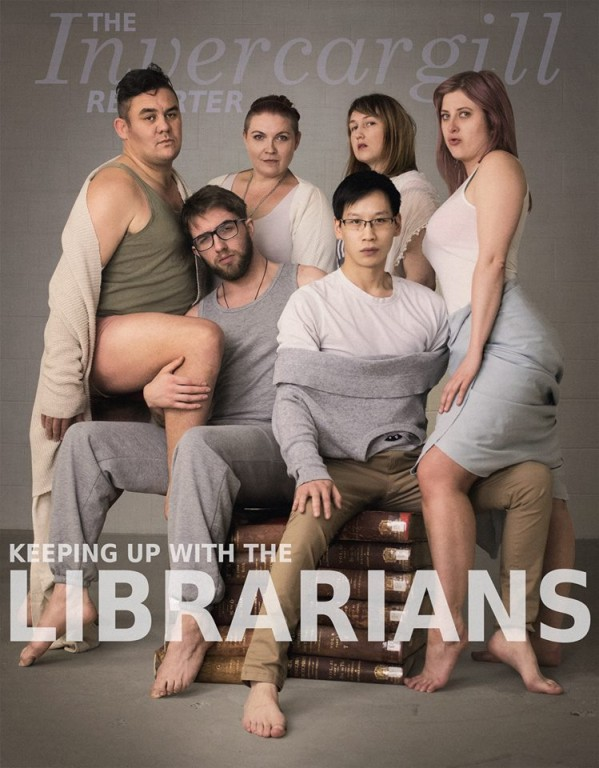 Keepinglibrarians