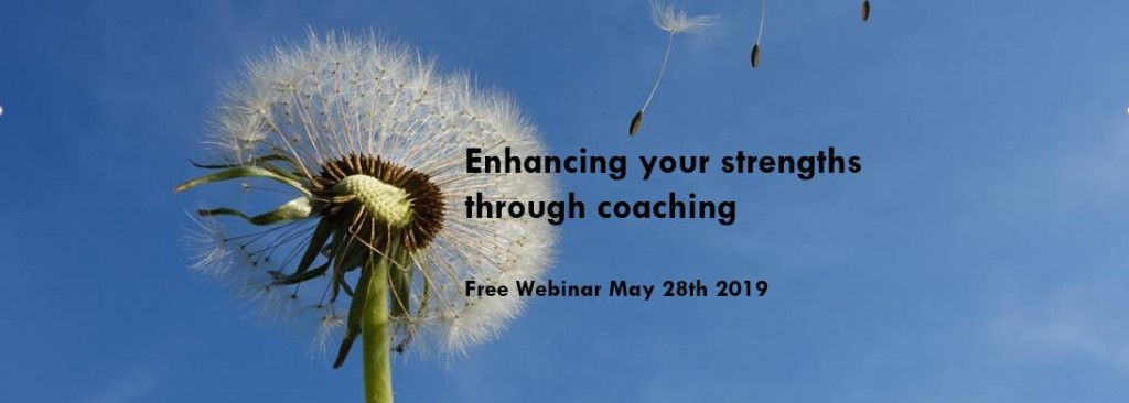 A free webinar on May 28, 2019