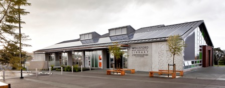 Wellsford Library opened in 2013