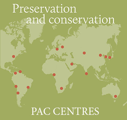 PAC Centres