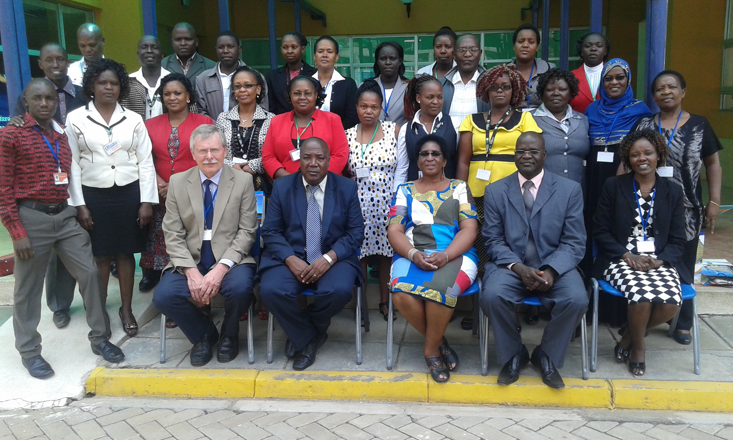 Participants of the PAC Kenya workshop