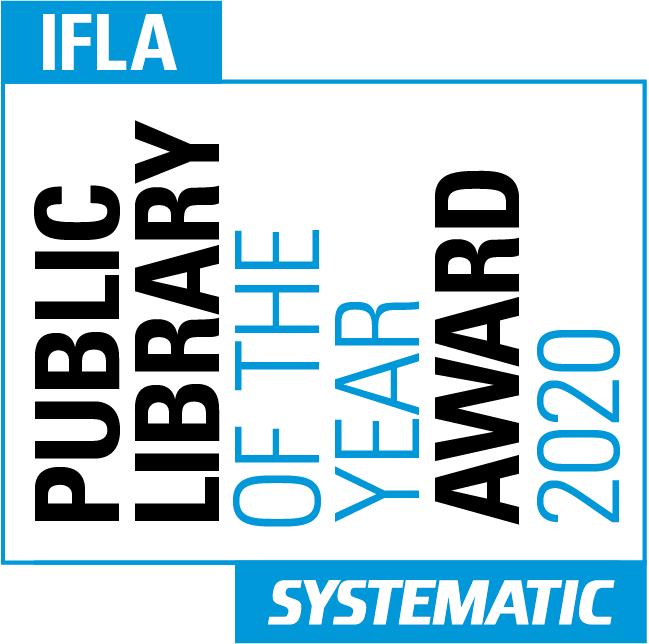 IFLA/Systematic Public Library of the Year 2020
