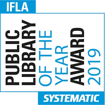 Public Library of the Year Award 2019