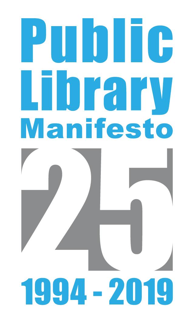 """Bildergebnis für public library manifesto logo"""""""