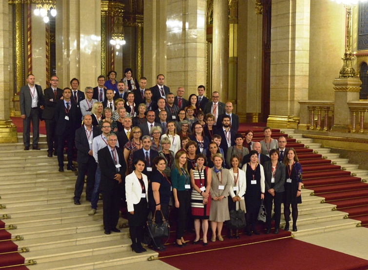 Delegates at the 2015 seminar of the ECPRD Area of Interest Libraries, Research Services and Archives