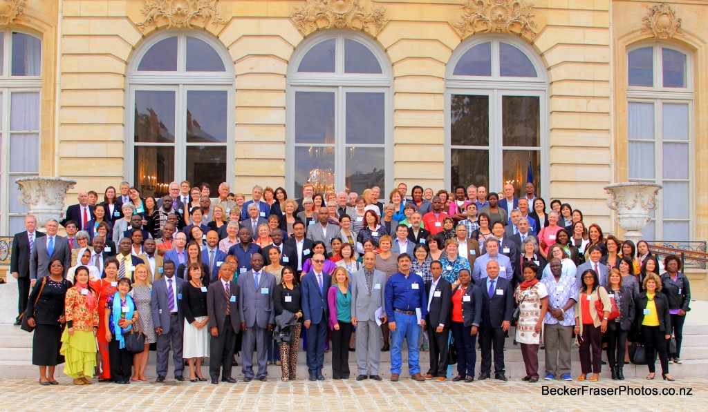 Participants at IFLAPARL Pre-Conference 2014