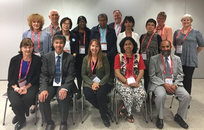 IFLA Set committee members 2017 in Wroclaw Poland